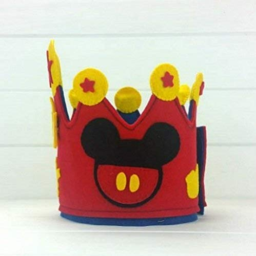 Corona Cumpleaños Mickey