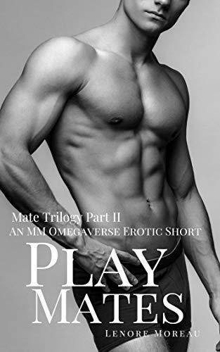 Play Mates: An MM Omegaverse Short Erotica (English Edition)