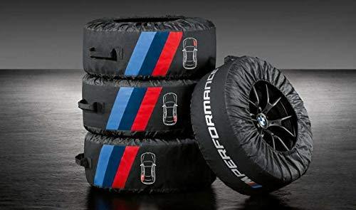 BMW Original M Performance Reifentaschen Räder Reifen Taschen - tyre tire Bags