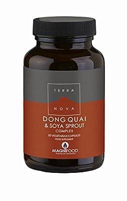 TERRANOVA Dong Quai Soya Sprout Complex - 100 Vegicaps
