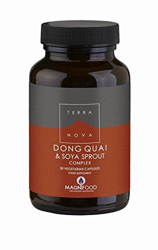 TERRANOVA Dong Quai Soya Sprout Complex - 50 Vegicaps