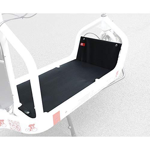 FAHRER Unisex– Erwachsene Smartphonehalter Deck Ladeflächenplane, Schwarz, Einheitsgröße