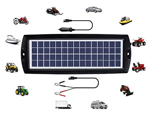 12 Best Rated Solar Battery Maintainer - Top Reviews 4