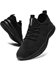 [BUBUDENG] ランニングシューズメンズ フィットネスシューズ スニーカー シューズ ジョギング カジュアル 運動靴 メンズ エアー 軽量 通気 おしゃれ 旅行 通学通勤 25.0-27.5CM