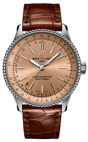 Breitling Navitimer Copper Dial Automatic 35mm A17395201K1P1