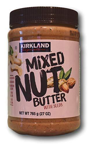 Kirkland ミックスナッツバター スプレッド 765g