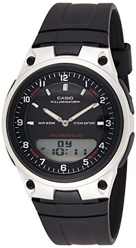 Casio Reloj de Pulsera AW-80-1AVES
