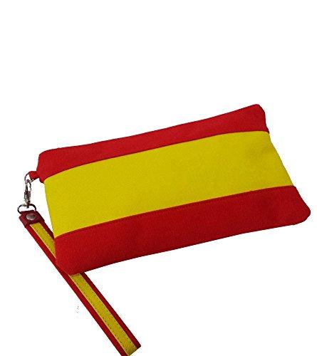 ZiNGS Bolso, Cartera o Clutch Bandera de España