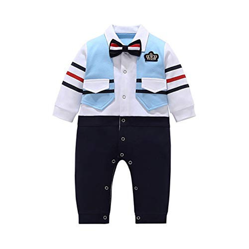 Lee Little Angel 2019 Baby Long-Sleeved Jumpsuit Lente en Herfst Nieuwe Pasgeboren Jumpsuit Babykleding