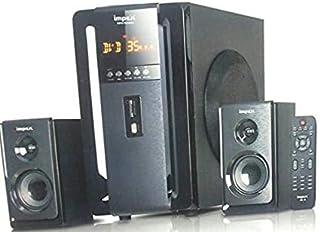 Impex Mini Fusion 2.1 Ch Multimedia Speaker System