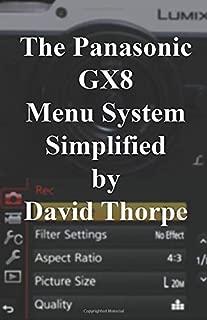 lumix gx8 manual