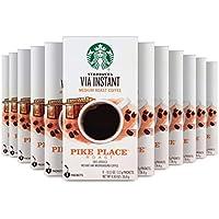 96-Count Starbucks VIA Instant Coffee Medium Roast Packets