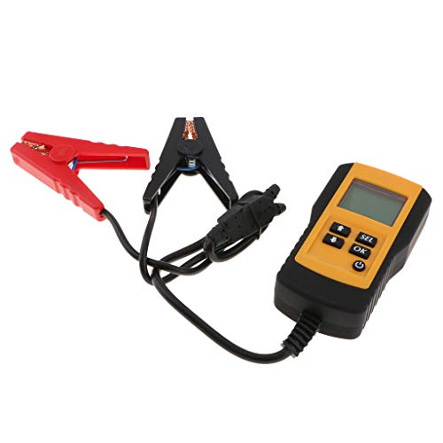 Great Deal! Gazechimp Automotive Battery Tester - Charging System and Battery Load Tester Analyzer 0...