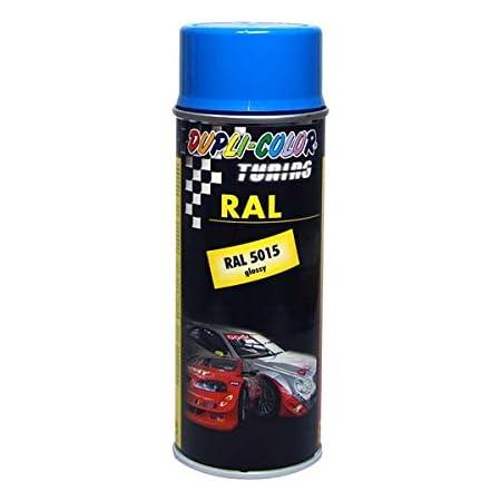 Dupli Color 238093 Lackspray Spray Paint Ral 5010 Glänzend 400 Ml Auto