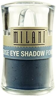(3 Pack) MILANI Loose Eye Shadow Powder - Misty Blue (並行輸入品)