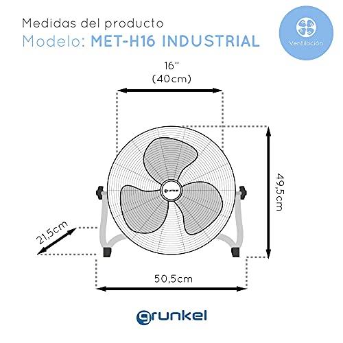 Grunkel MET-H18 INDUSTRIAL