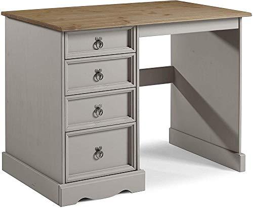 Muebles Trade Corona Tocador de Cera Gris