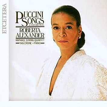 Puccini: Songs & Rare Pieces