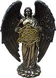 Nemesis Now Metatron Archangel - Figura Decorativa (31 cm), Color Bronce