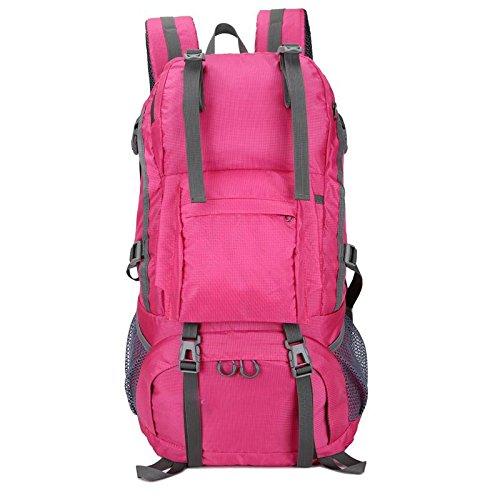 Mountaintop Sacs à dos de randonnée sac au dos Pour camping,voyage,Sac étanche avec Trekking alpinisme sac