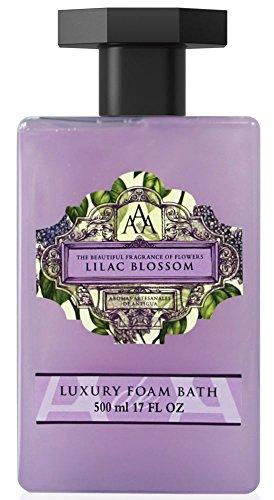 Aromas Artesanales De Antigua Floral Lilac Blossom Luxury Foam Bath 500ml