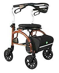 Evolution Xpresso Tall Rollator Walker