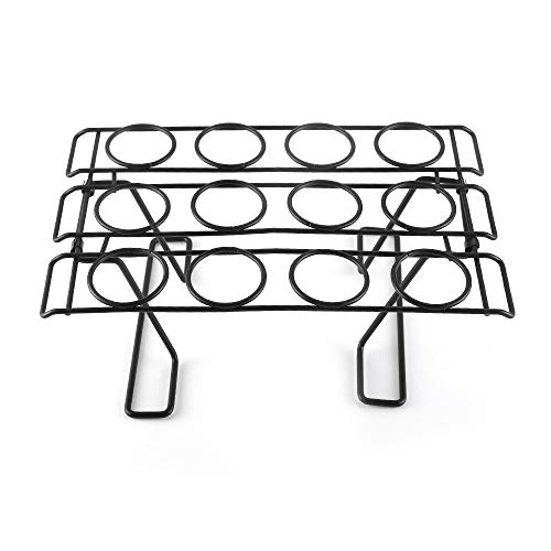 Cupcake Cone Baking Rack-12-Cavity Ice Cream Display Cake stand Ice creams stand creames stand waffle cones for baking and coolings and display