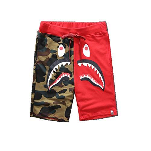TYTO Men Shark Ape Bape Camo Mens C…
