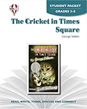 The Cricket In Times Square - Student Packet by Novel Units