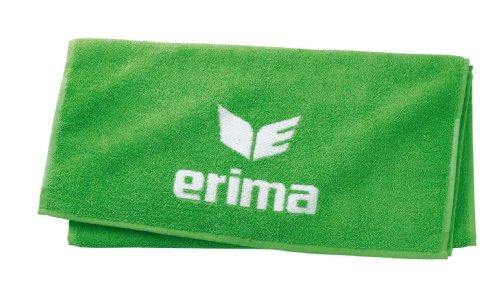 Erima Handtuch, Green/weiß, 50x100 cm