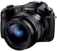 Sony DSCRX10/B Cybershot 20.2 MP Digital Still Camera with 3-Inch LCD Screen
