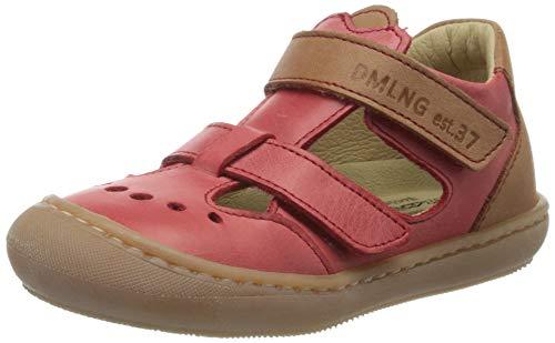 Däumling Unisex Baby Sven Sneaker, Rot (Chalk Fire 12 12), 24 EU