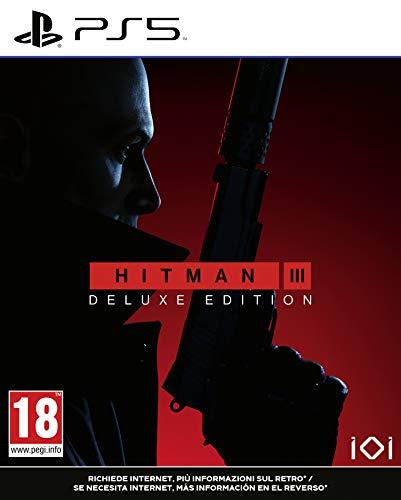 Hitman 3 - Deluxe Edition - PlayStation 5 - Limited [Importación italiana]