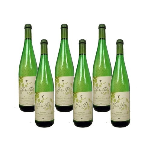 João Pires - Vino Blanco- 6 Botellas