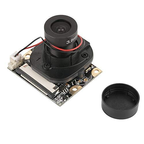 5 Million Pixels HD Camera Module, Wide Angle 25921944 Night Vision Automatically IR Cut Camera Module Board,for Raspberry pi B 3/2