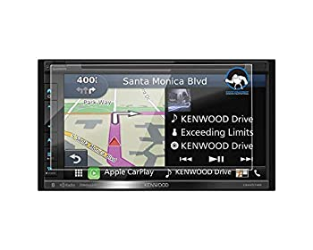 Tuff Protect Anti-Glare Screen Protectors for Kenwood DNX574S Car Indash DVD Receiver