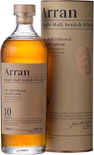 Arran 10 Jahre Single Malt Scotch Whisky (1 x 0.7 l)