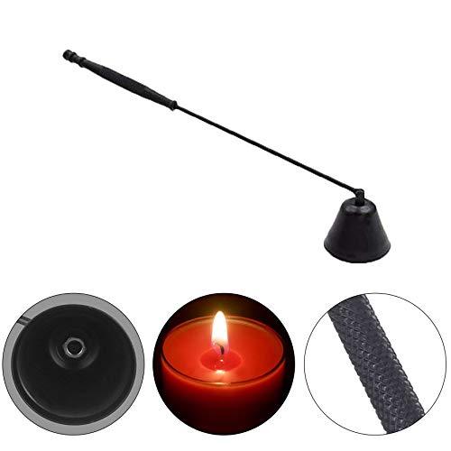 Jungen Candle Snuffers candela accessori metallo Balck rivestimento in stile vintage