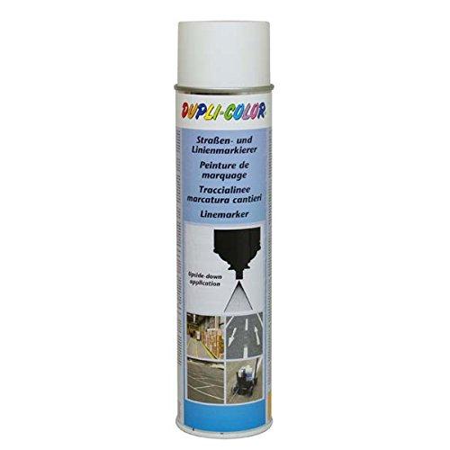 Dupli-Color 895173 Markierungsspray, 600 ml, Weiß