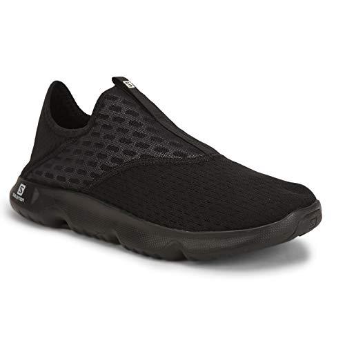 Salomon Herren Reelax Moc 5.0 Walking Shoe,Schwarz , 42 2/3 EU