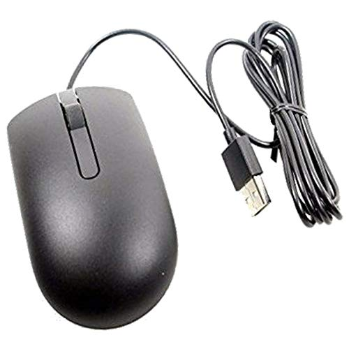 Dell MS116p 009NK2 09NK2 1000-DPI Wired Optical USB Mouse
