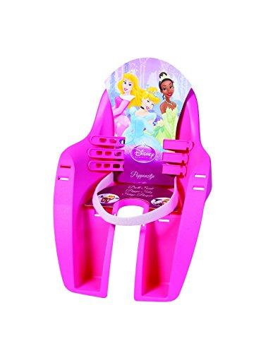 Disney - Asiento portabebés para Bicicleta, diseño de Princesas, Color Rosa