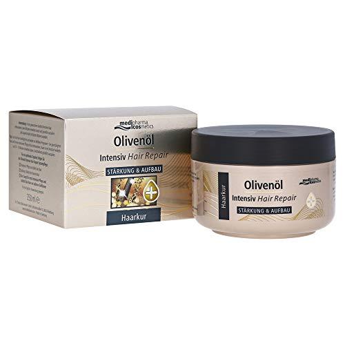 medipharma cosmetics Olivenöl Intensiv Hair repair