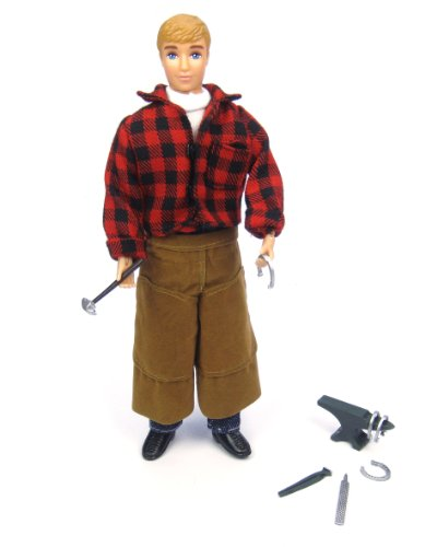 Breyer Traditional Farrier with Blacksmith Tools - 8