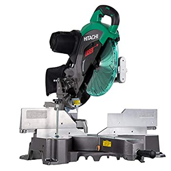 Hitachi C12RSH2 Dual Bevel Sliding Compound Miter Saw