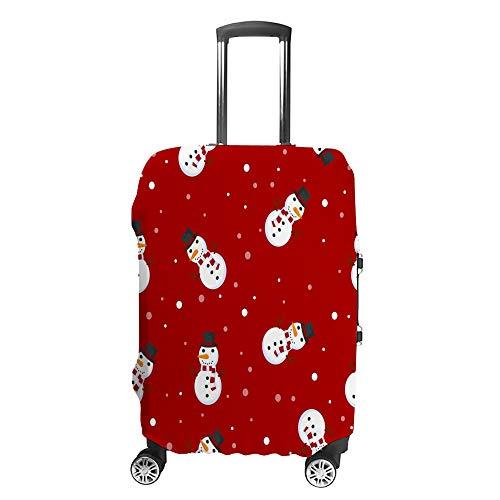 Funda de equipaje de viaje antiarañazos Maleta cubierta de equipaje Protector caso...