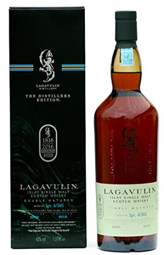 Lagavulin Distillers Edition, 1,0 Liter