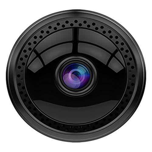 SNOWINSPRING W12 1080P HD IP Cámara Inalámbrica WiFi Seguridad Control Remoto Cámara de Visión Nocturna de Vigilancia