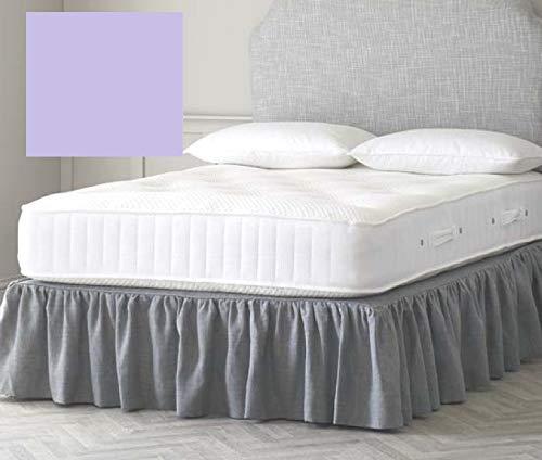 Euro IKEA - Sábana bajera para cama tamaño king (160 x 198 cm) (debajo del colchón)