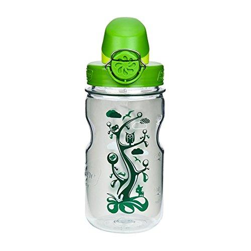 Nalgene Kinder Trinkflasche OTF 0.35L, Transparent, 0.35 Liter